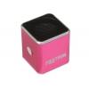 Портативная акустика Flextron F-CPAS-320B1-PK, розовая, купить за 760руб.