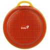 Портативную акустику Genius SP-906BT, красная, купить за 1340руб.