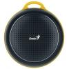 Портативная акустика Genius SP-906BT, черная, купить за 1 135руб.