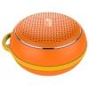 Портативная акустика Genius SP-906BT, оранжевая, купить за 1 175руб.
