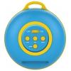 Портативная акустика Genius SP-906BT, синяя, купить за 1 235руб.