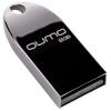 Usb-флешка Qumo COSMOS 8Gb, серебристая, купить за 760руб.