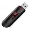 Usb-флешка SanDisk Cruzer Glide SDCZ600-256G-G35 черный/красный, купить за 4 890руб.