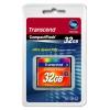 Карта памяти Transcend TS32GCF133 (32GB, 133X), купить за 1 745руб.