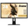Монитор Iiyama G-Master GB2888UHSU-1, черный, купить за 26 640руб.