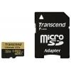 Transcend TS32GUSDU3 32Gb (с адаптером), купить за 1 820руб.