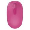 Microsoft Wireless Mobile Mouse 1850 U7Z-00065, розовая, купить за 985руб.