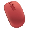 Мышку Microsoft Wireless Mobile Mouse 1850 U7Z-00034, красная, купить за 1115руб.