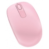 Мышку Microsoft Wireless Mobile Mouse 1850 U7Z-00024, розовая, купить за 1115руб.