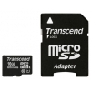 Transcend MicroSDHC 16Gb class10 UHS-1 Ultimate Transcend + SD адаптер, купить за 1 095 руб.