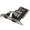 STLab I-390 (PCI - 2xCOM), купить за 805руб.