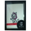 "Чехол ipad Rada for iPad 2/3 White ""Cat"" Swarovski, купить за 570 руб."