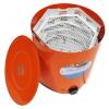 Сушилка для овощей и фруктов Электромаш Сушилка для овощей 4 поддона, оранжевая, купить за 1 740руб.