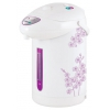 Термопот Homestar HS-5001, фиолетовые цветы, купить за 1 290руб.