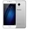 Смартфон Meizu M3s 32Gb, серебристый, купить за 13 045руб.