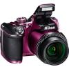 Цифровой фотоаппарат Nikon Coolpix B500, фиолетовый, купить за 14 775руб.