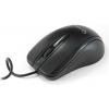 Мышку Gembird MUSOPTI8-800U USB, черная, купить за 315руб.