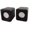 Oklick OK-301, черно-красная, купить за 360руб.