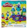 Товар для детей Hasbro Play-Doh игровой набор Замок мороженого, купить за 1 900руб.