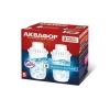 Фильтр сантехнический Аквафор В100-5 с бактерицидной добавкой, сменный модуль, 2 шт., купить за 715руб.