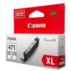 Canon CLI-471GY XL увеличенной ёмкости, Серый, купить за 1 435руб.