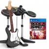 ������� ���������� ����������� Mad Catz RockBand 4 Band-in-a-Box ��� PS4 (������ + �������� + �������� + ����)