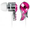 Наушники Sven SEB Tourmaline, бело-розовые, купить за 450руб.