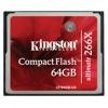 ����� ������ Kingston CF/64GB-U2 (64Gb, 266x), ������ �� 2715���.