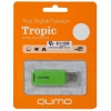 Usb-флешка Qumo Tropic USB2.0 8Gb (RTL), Green, купить за 710 руб.