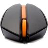 Мышку A4Tech D-311-3 USB, черно-оранжевая, купить за 615руб.