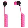 Наушники SmartBuy U.F.O. SBE-2040, розовые, купить за 405руб.