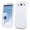 чехол для смартфона Muvit F для Samsung S3 i9300 White