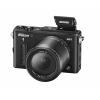 Цифровой фотоаппарат Nikon 1 AW1 KIT (11-27.5mm) Black, купить за 51 990руб.