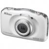 Цифровой фотоаппарат Nikon Coolpix W100 (VQA010K001), белый, купить за 8 735руб.
