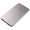 Аксессуар для телефона Lenovo PowerBank PB410 (5000 mAh), серебристый, купить за 2270руб.