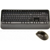 Комплект Microsoft Wireless Desktop 2000 Black USB (M7J-00012), купить за 2850 руб.