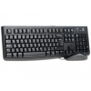 Logitech Desktop MK120 Black USB, купить за 1 410руб.
