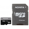 MicroSDXC 64Gb AUSDX64GUICL10-RA1, купить за 2 000руб.