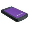 "Transcend StoreJet 2.5"" HDD 2000Gb (TS2TSJ25H3P) USB 3.0, фиолетовый, купить за 6 070руб."