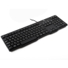 Клавиатура Logitech Classic Keyboard K100 Black PS/2, купить за 630 руб.