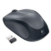 Logitech Wireless Mouse M235 Grey-Black USB, купить за 1 495 руб.
