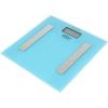 Напольные весы Sinbo SBS 4439 голубой, электронные