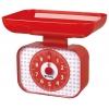 Кухонные весы Delta КСА-105, красные, купить за 720руб.