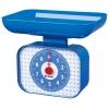 Кухонные весы Delta КСА-105, синие, купить за 685руб.