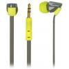 Наушники SmartBuy Techna SBE-7210, серо-зеленые, купить за 340руб.