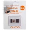 Usb-флешка Qumo Nanodrive USB2.0 16Gb (RTL), Black, купить за 575руб.
