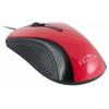 Oklick 215M USB Черный/красный, купить за 345руб.
