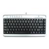 Клавиатуру A4Tech KLS-5UP, серебристо-черная, купить за 880руб.