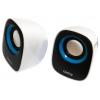 Компьютерная акустика Dialog AC-06UP, черно-белая, купить за 665руб.