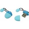 Usb-флешка Silicon Power Touch T30 8GB, синяя, купить за 795руб.